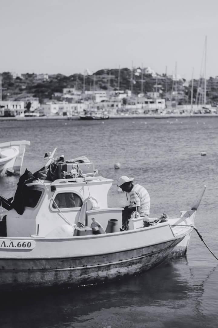 lipsi-island-man-boat-bnw
